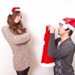 男性からは言えない女性に「サンタのコスプレ着て」