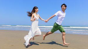 女性から誘ったら90%は恋人でカップル成立